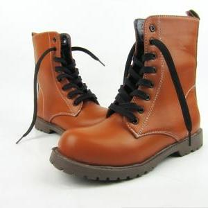 8-hole Martin punk boots tendon at ..